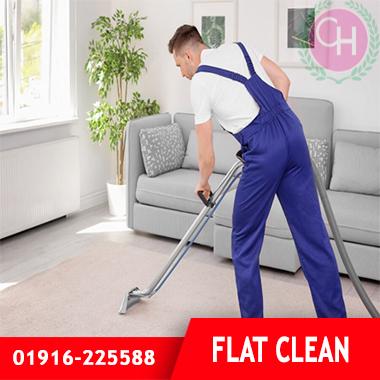 Flat-clean