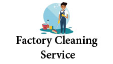 Factory cleaning service