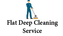 Flat Deep cleaning service