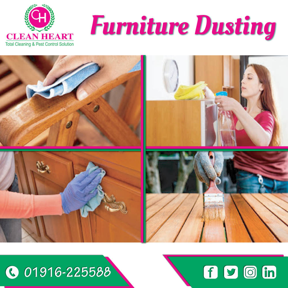 Furniture cleaning service company at BD