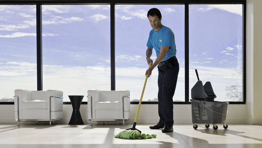 cleaning service company in Bangladesh