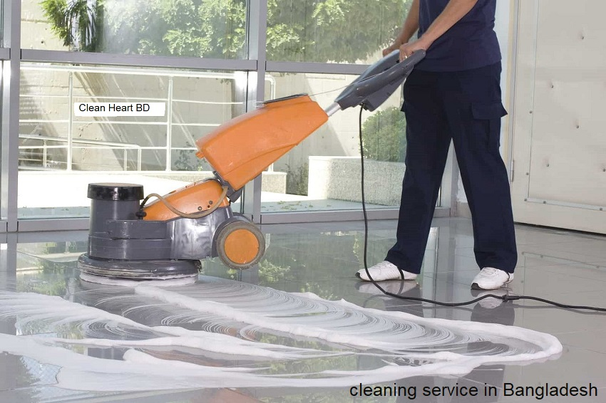 cleaning service in Bangladesh